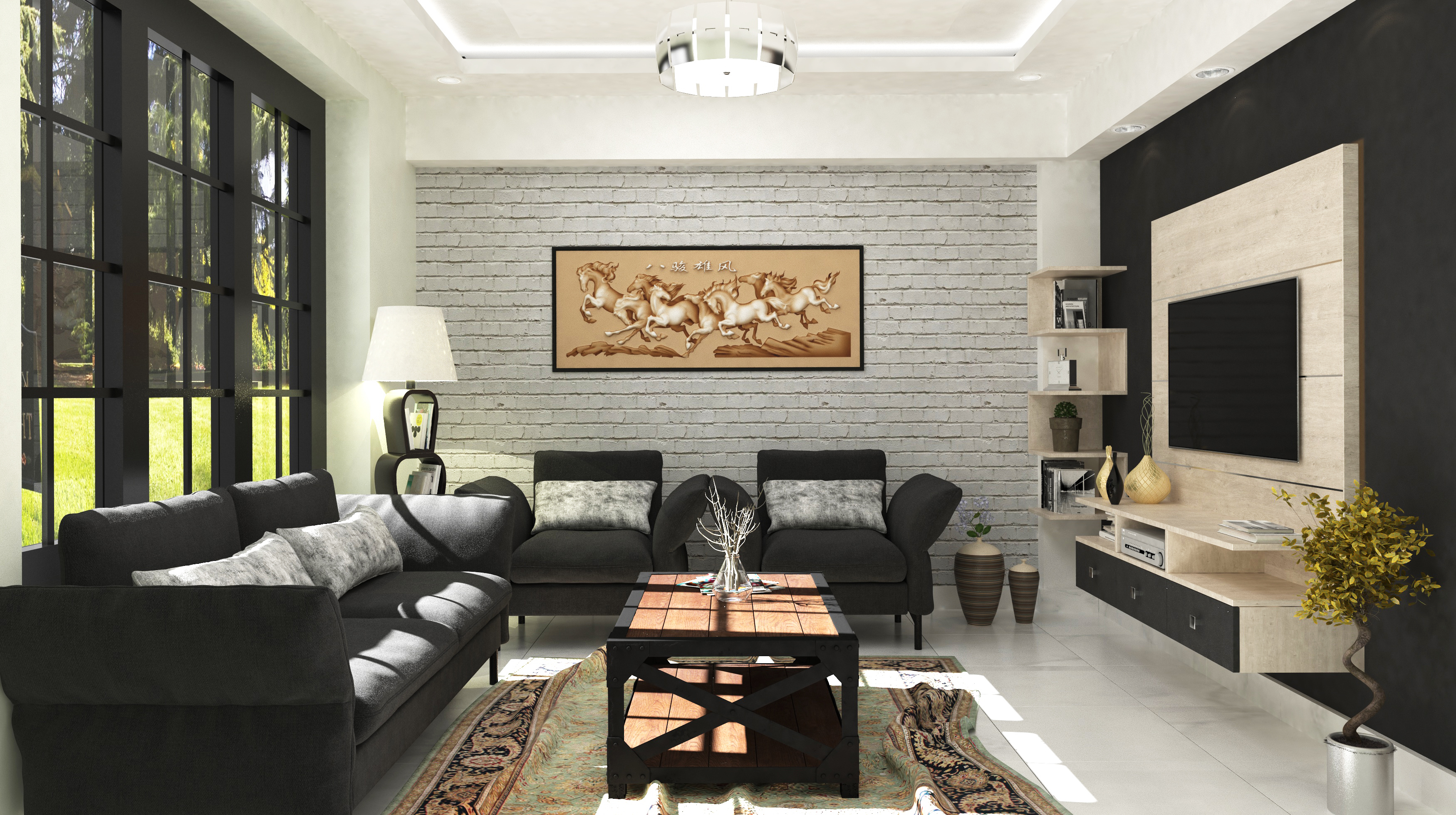 The Art Of Interior Designing Creating A Livable Space