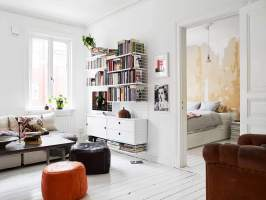 Basic Ideas About Small Apartment Interior Design