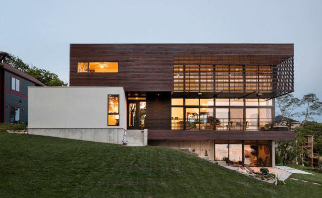 Modern House Design Around The World