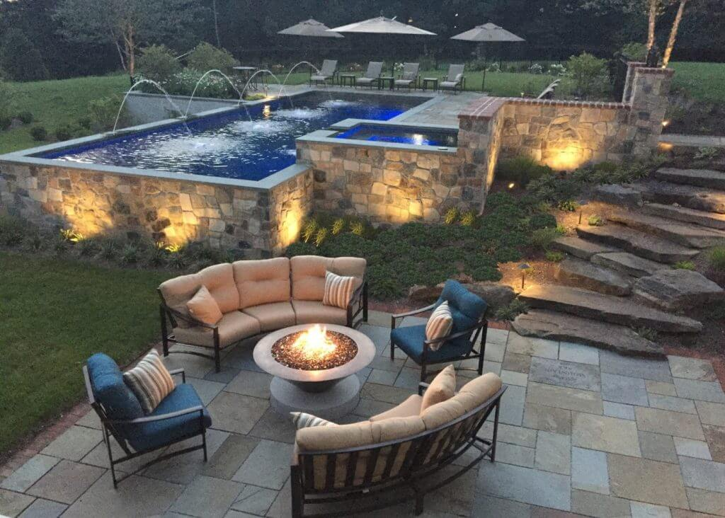 4 beautiful pool patio ideas for your