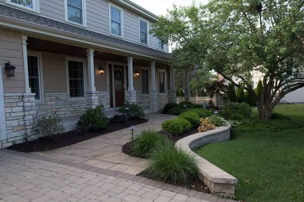 6 practical landscape design