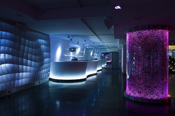 Reina Bruja Nightclub  Architecture Style