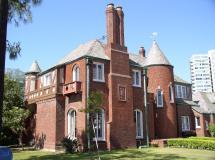 Tudor Revival Style Architecture