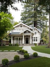 Neoclassic style house