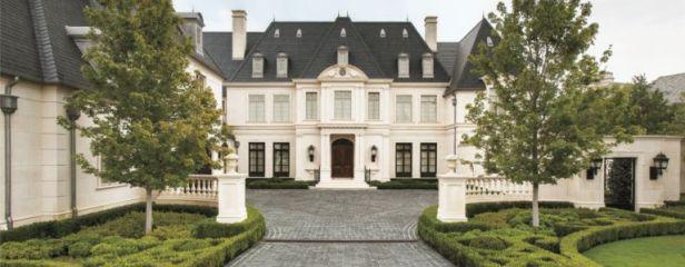 Chateau house style