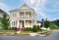Charleston single house style