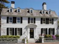 Georgian Colonial style house
