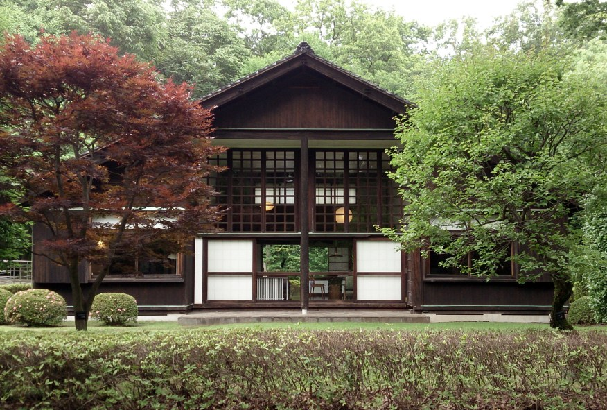Kunio Maekawa House © Lukas Gruntz
