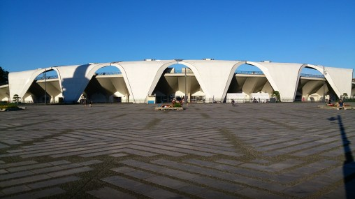 1962 - Komazawa Olympic Park Stadium - Murata Masachika Architects