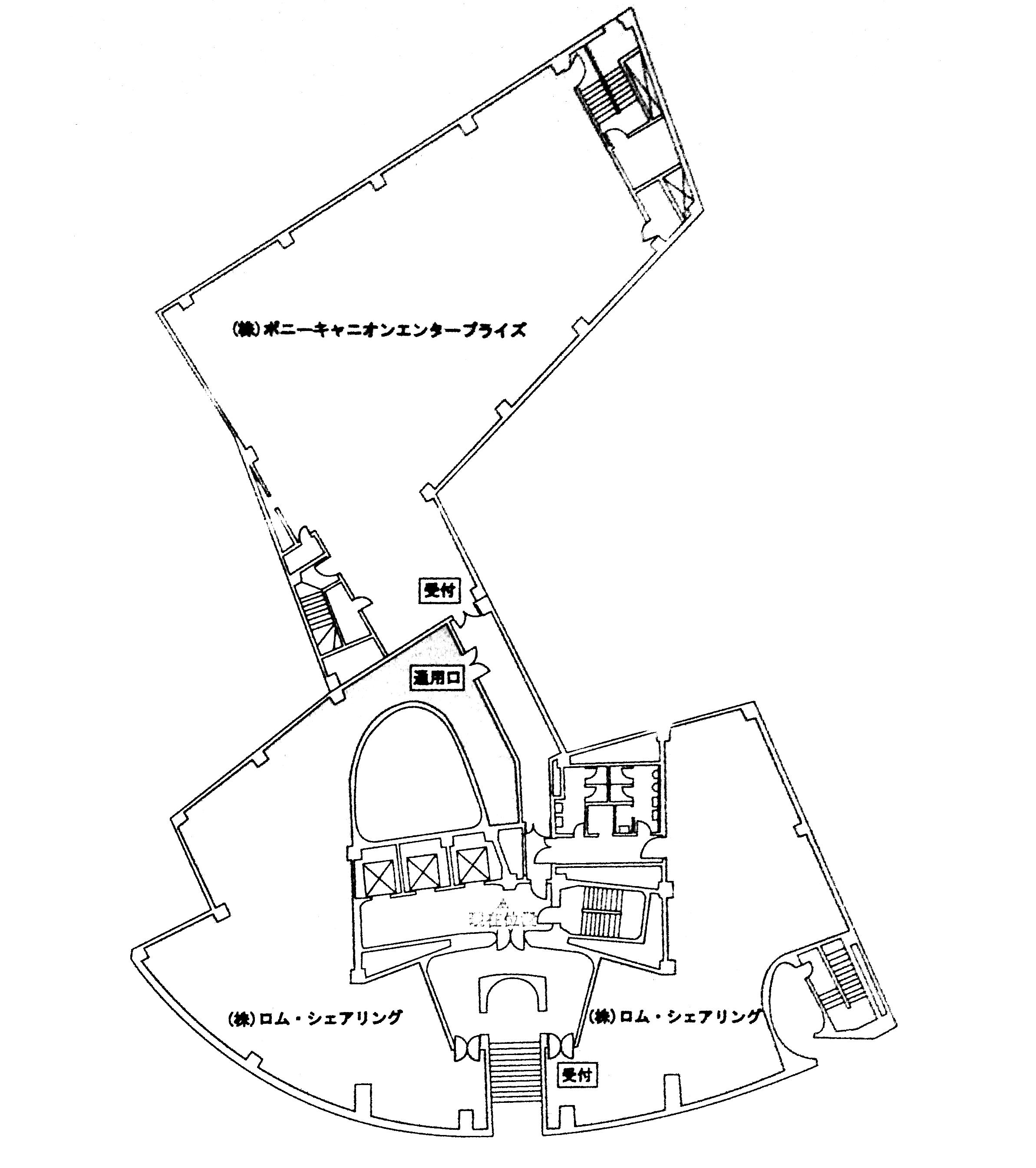 1974 – Noa Building – Seiichi Shirai