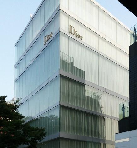 2003 - Dior Omotesando - SANAA