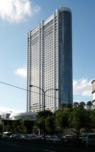 2000 - Tokyo Dome Hotel - Kenzo Tange