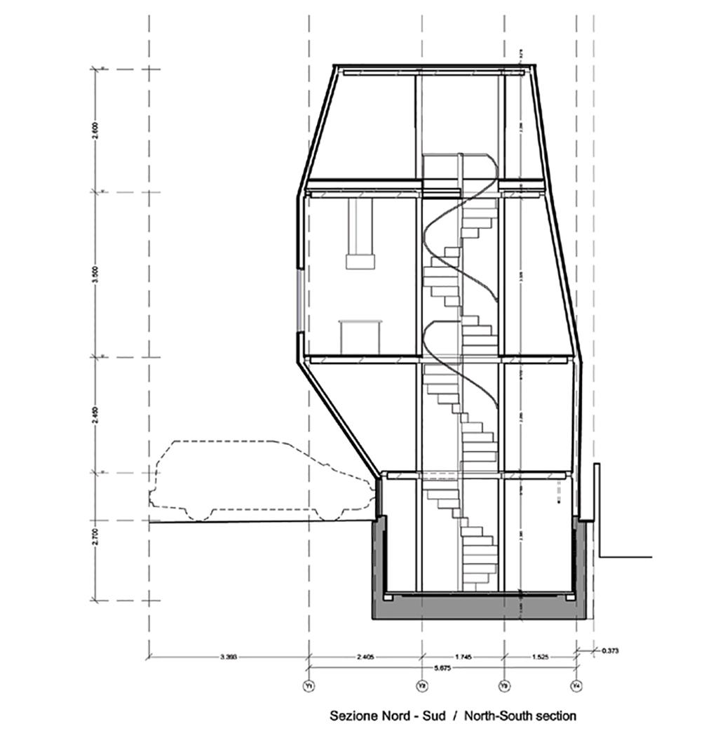 2000 Small House Kazuyo Sejima Architecture Tokyo