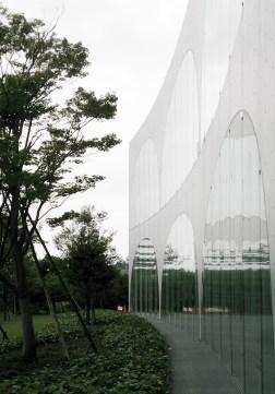 2007 - Tama Art University Library - Toyo Ito