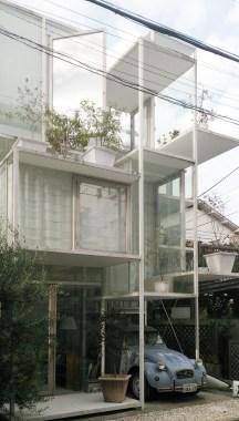 2011 - House NA - Sou Fujimoto