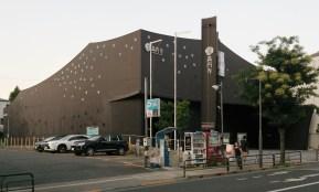 2009 - Za-Koenji Public Theatre - Toyo Ito