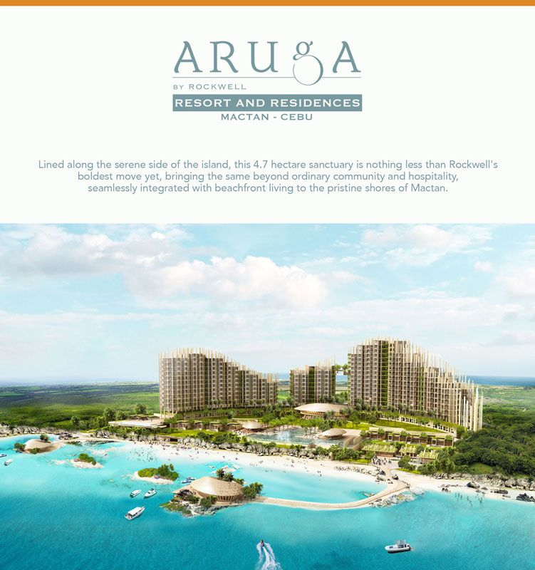 Aruga Mactan By Rockwell Architectuul