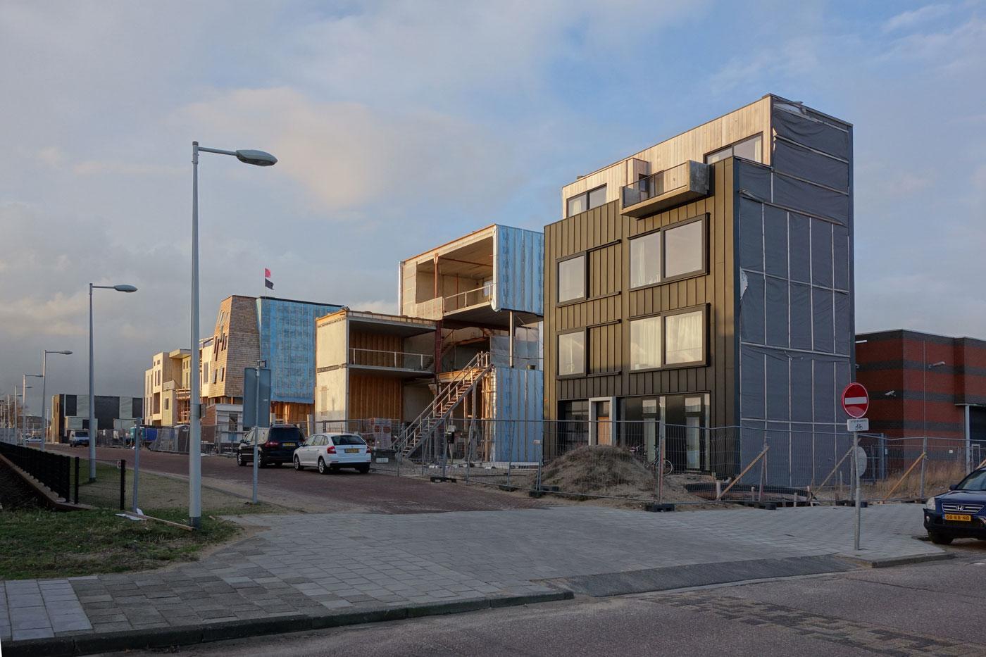 Buiksloterham  architectuur maken  Rotterdam architect