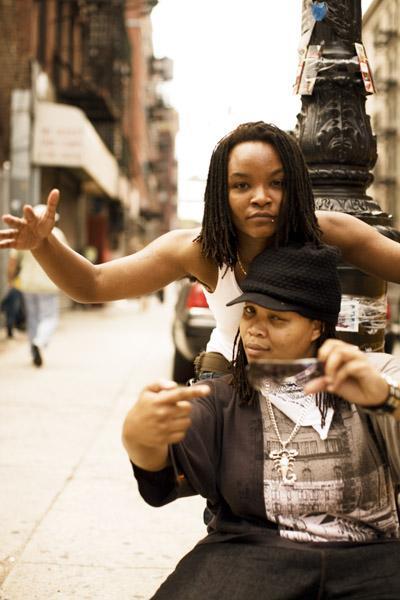 Le duo hardcore féminin est annoncé à La Plateforme pour ce 62ème écho Sonore, le 14 novembre.