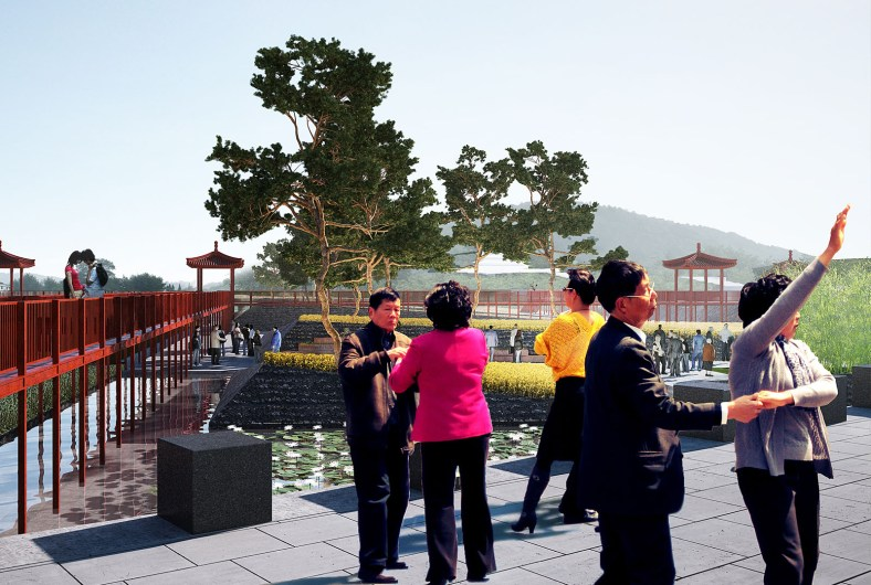 Park Bonsai