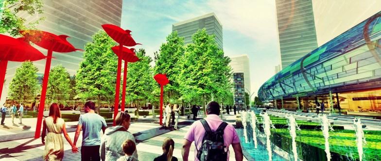 Shimao Overseas Business Center