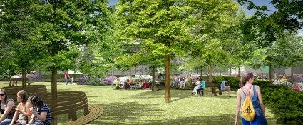 Park w Brwinowie