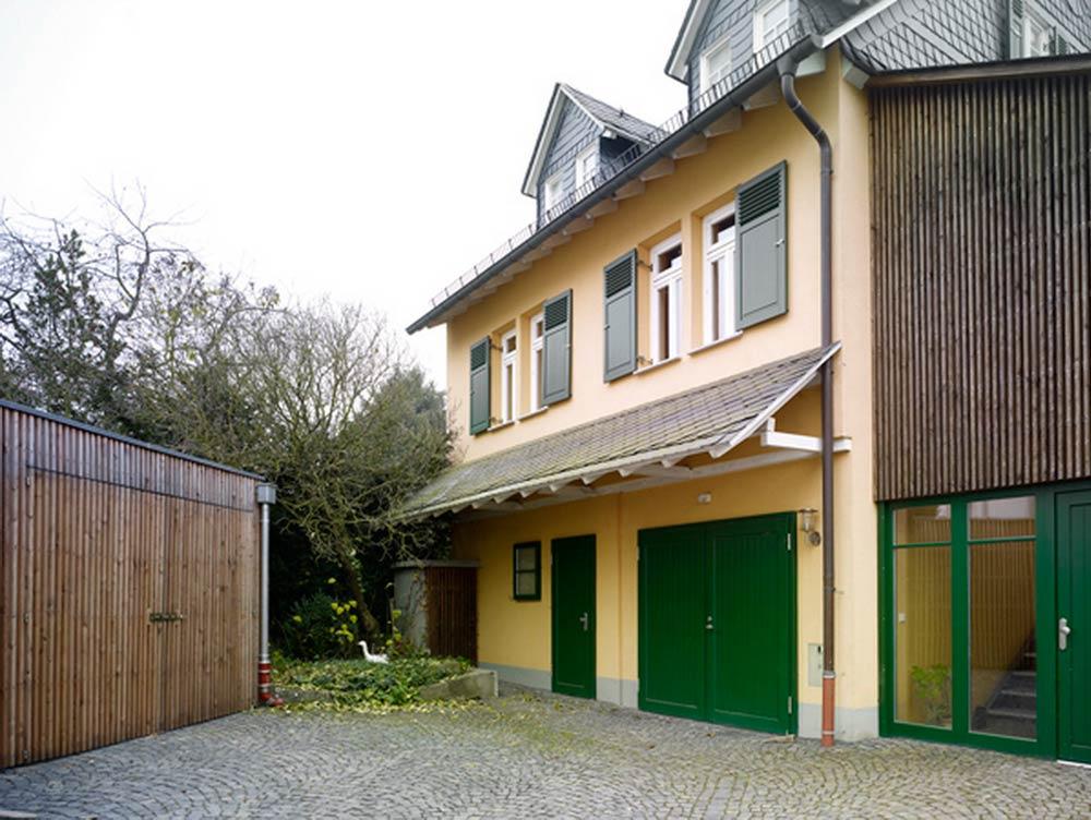 Scheunen-Umbau zum Wohnhaus