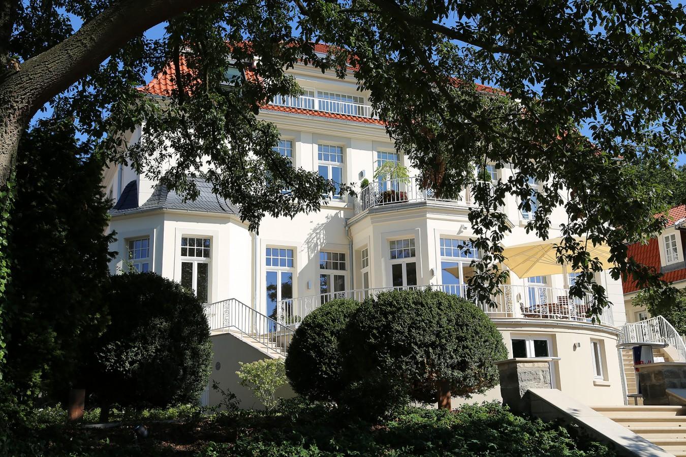 Umbau einer Villa in Hildesheim  JUNG  Architekturbro Innenarchitekturbro Hildesheim