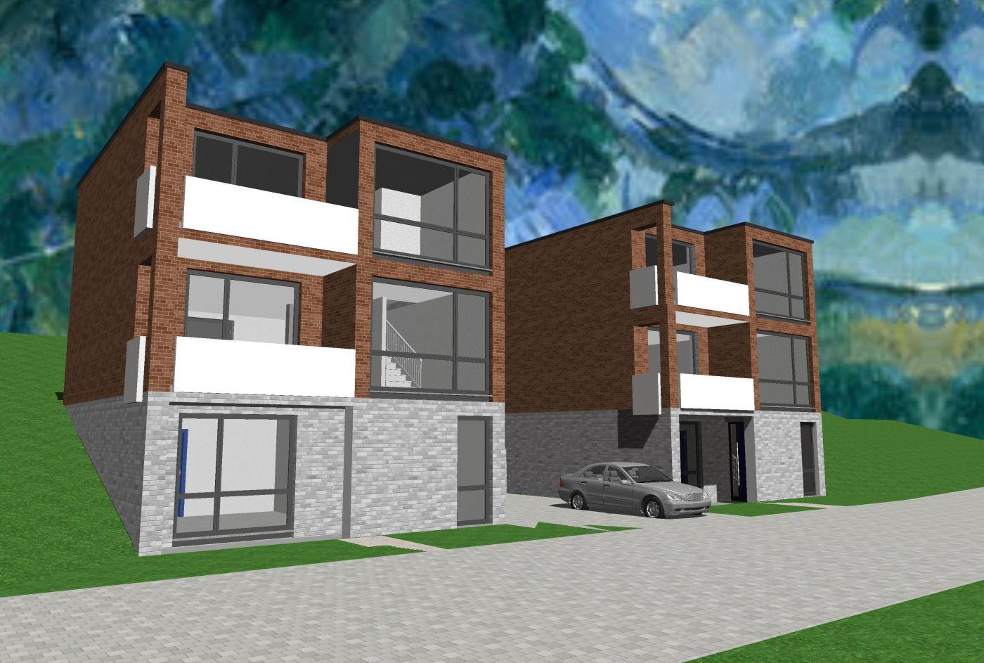 Moderne architektur wohnhaus for Holzhauser moderne architektur