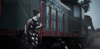 ta dziewczyna z pociągu