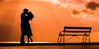 magia pierwszego pocałunku