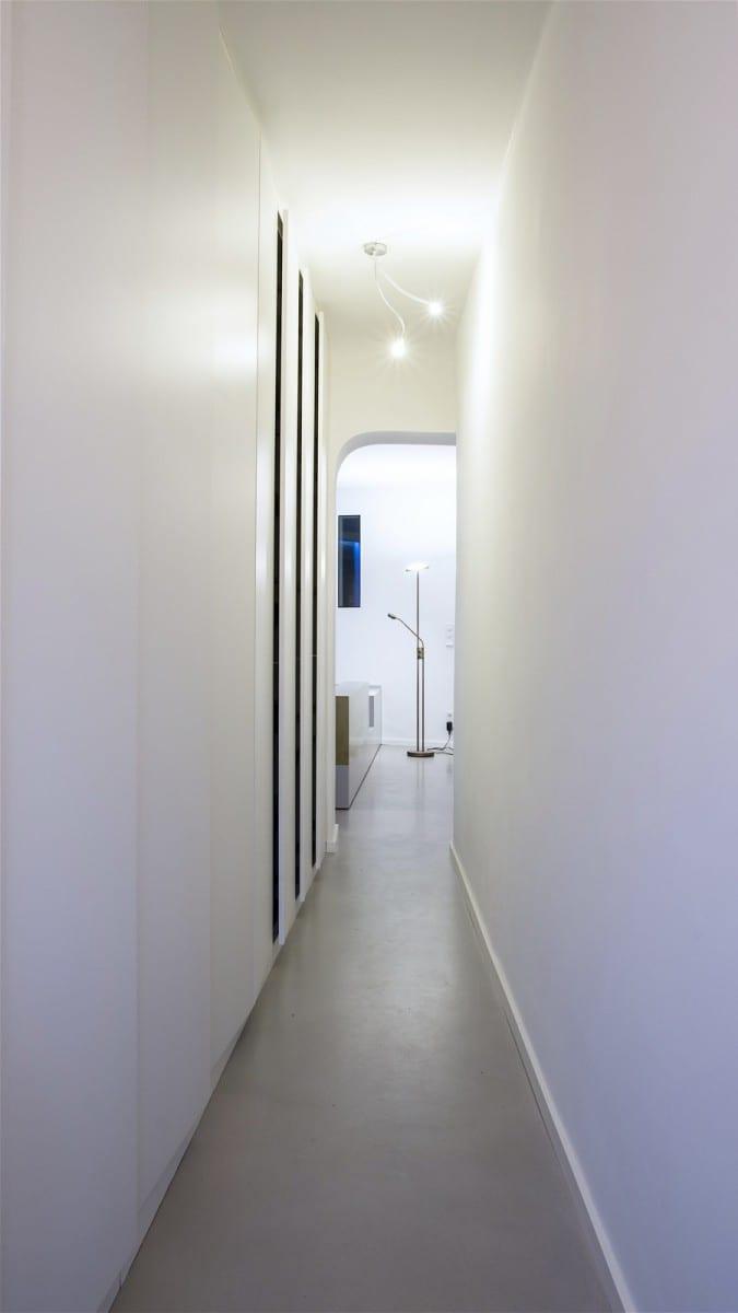 BerlinTempelhof Fuchsbau mit Badewanne im Wohnzimmer