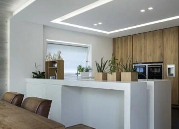 Illuminazione In Cucina | Illuminazione Cucina Moderna Perfetto ...