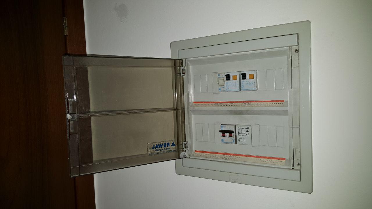 Dove posizionare il quadro elettrico in casaArchitettura