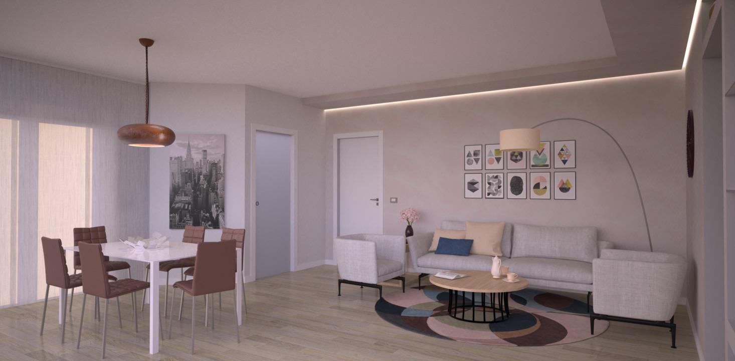 progetto 50 mqArchitettura a domicilio