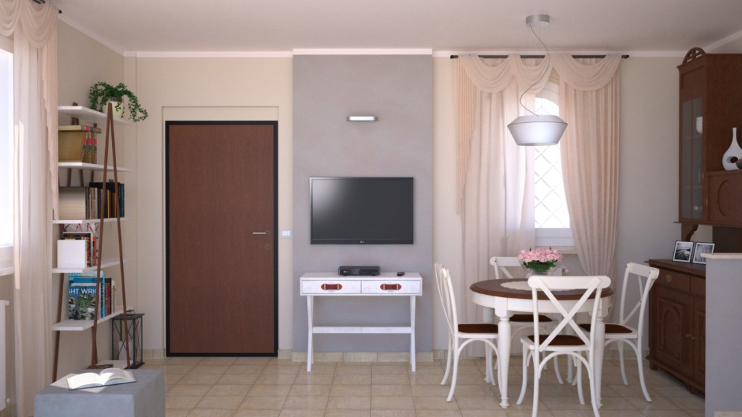 Come arredare un open space di 20 30 mq mondodesign it appartamento minimalista interior design per. Progetto 25 Mq Architettura A Domicilio