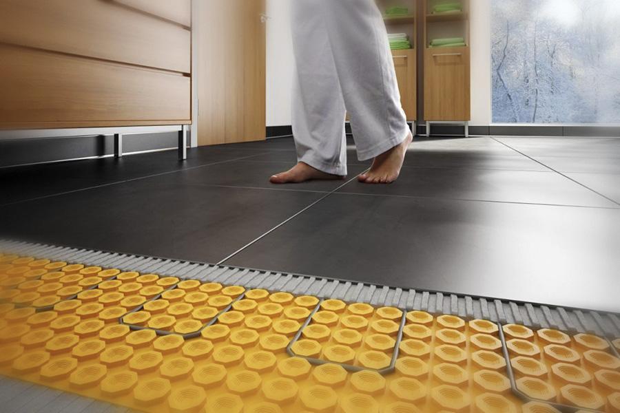 Riscaldamento a pavimento o a pannelli radianti di