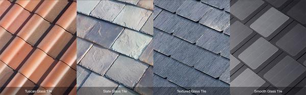 tipologie tegole solar roof Tesla