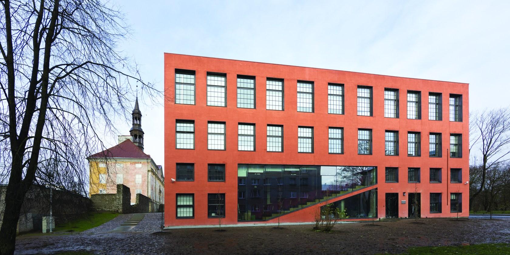 Narva College - Architizer