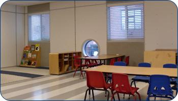 Harvard Yard Green Modular Child Care Center