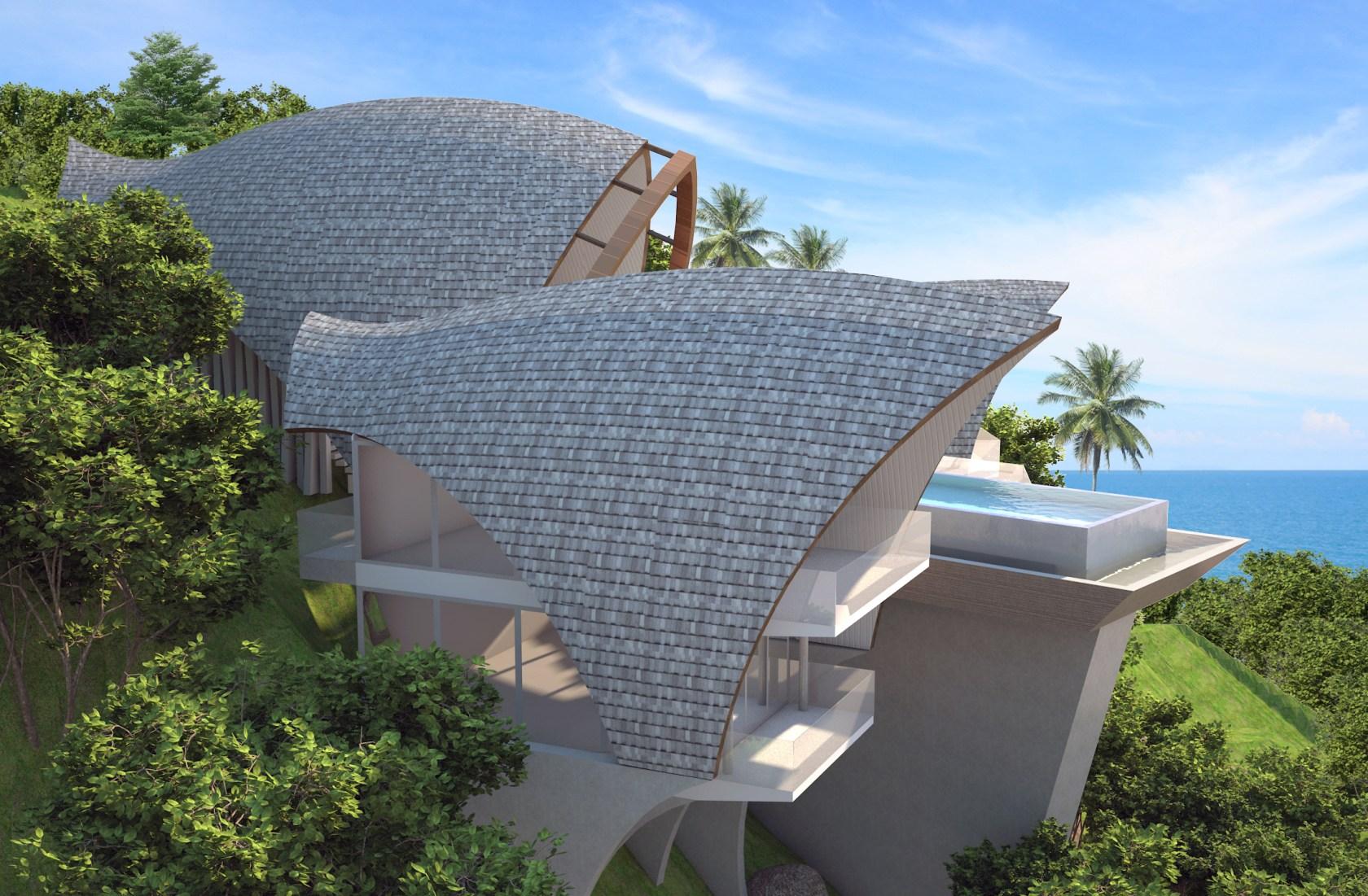 Flying Villa Samui Thailand. - Architizer