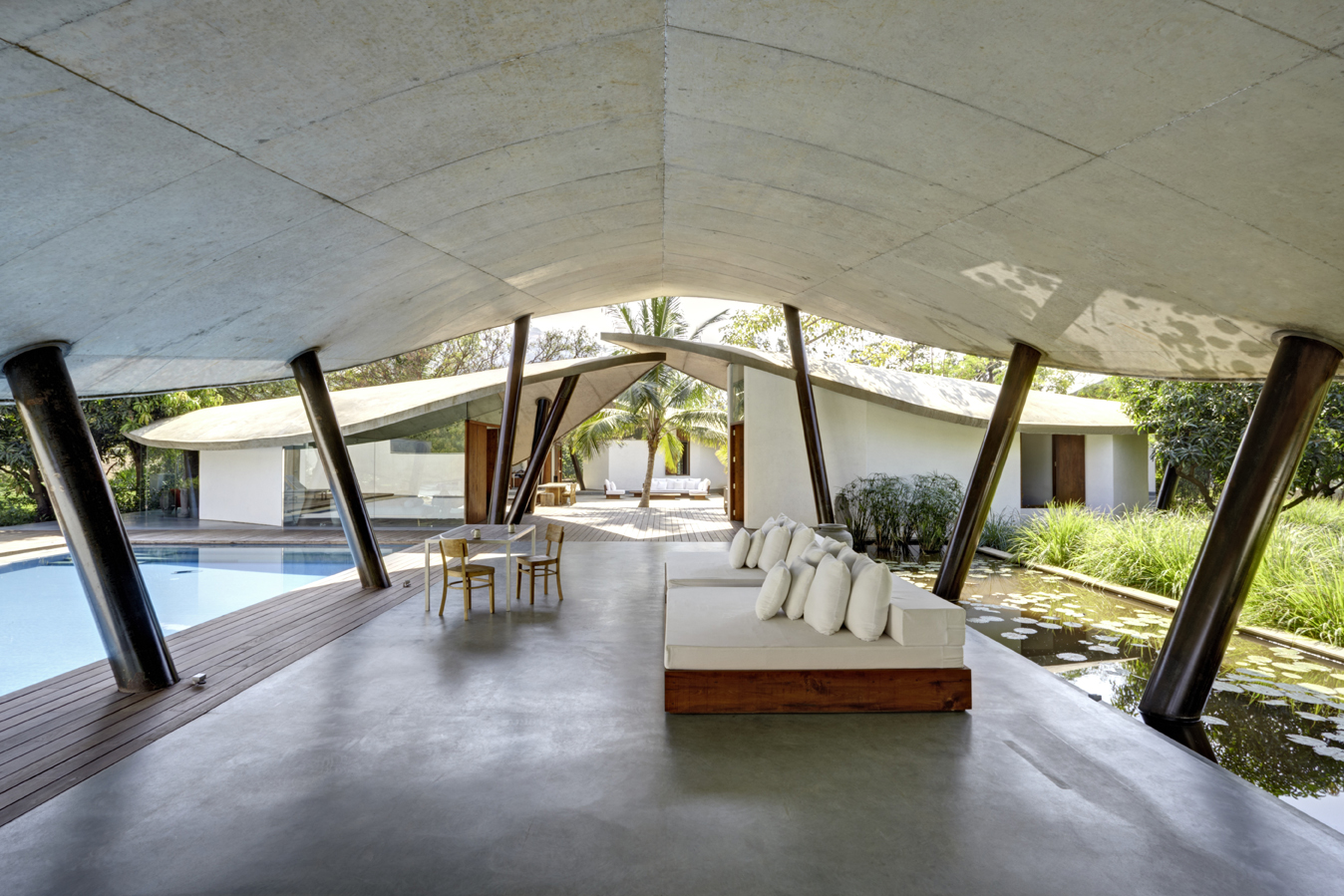 The Leaf House - Architizer