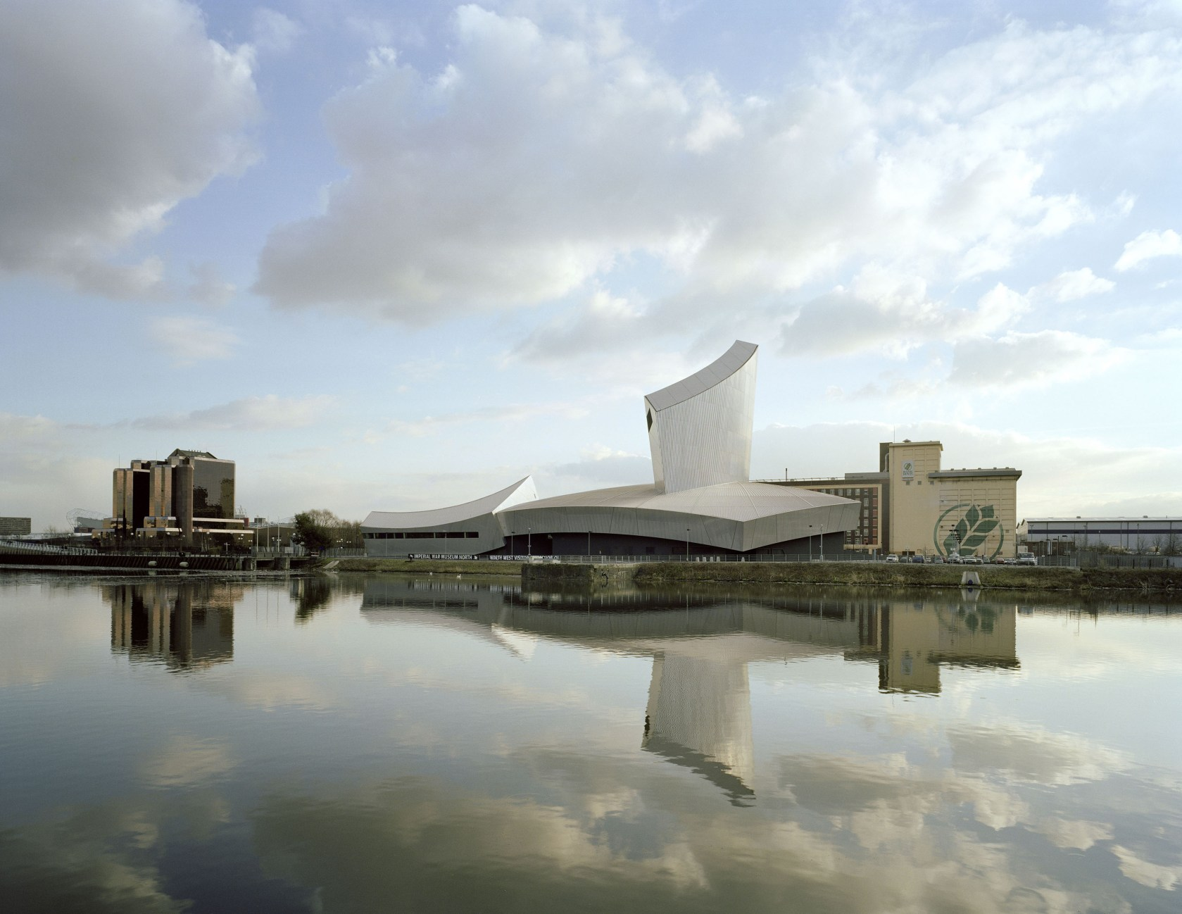 Imperial War Museum North Architizer