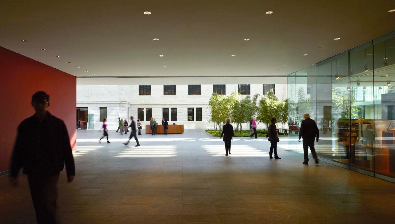 Cleveland Art Museum Atrium