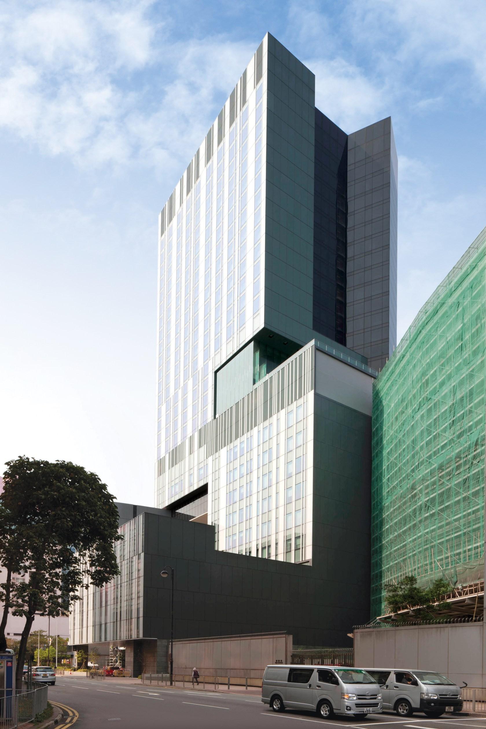 Hotel Icon - Architizer
