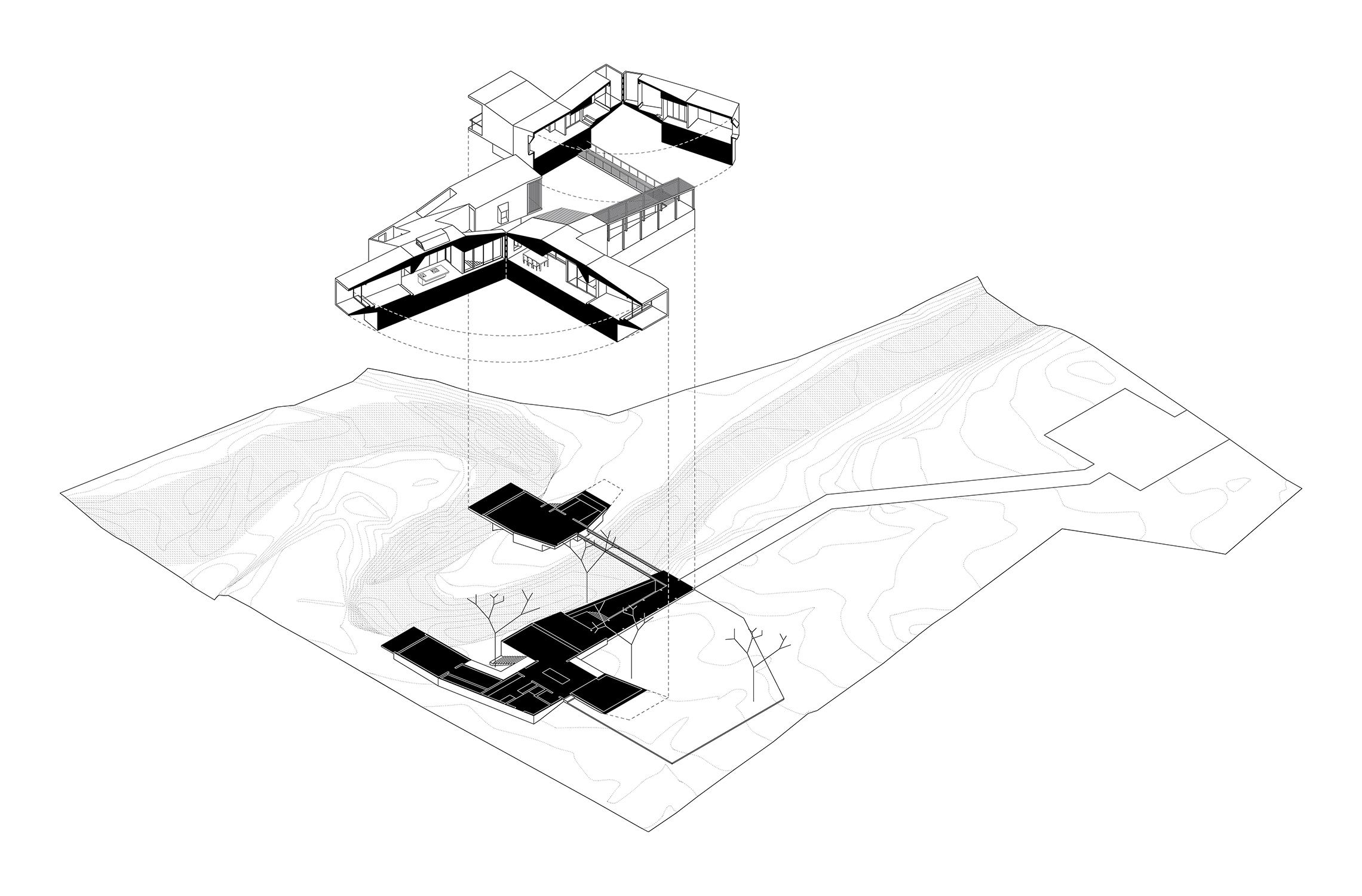 Idea House On A Stream By Architecture Brio In