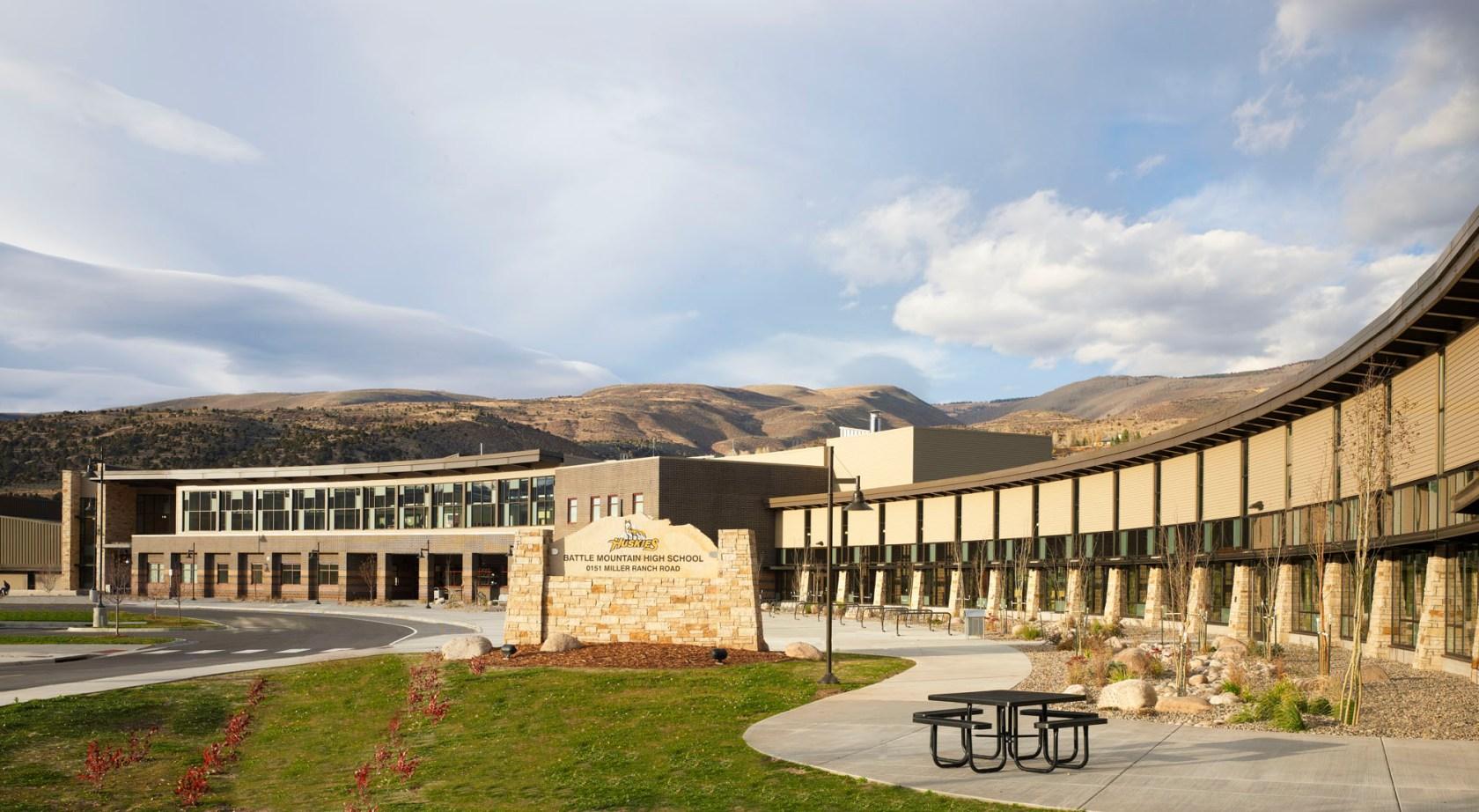 Battle Mountain High School Eagle County School District