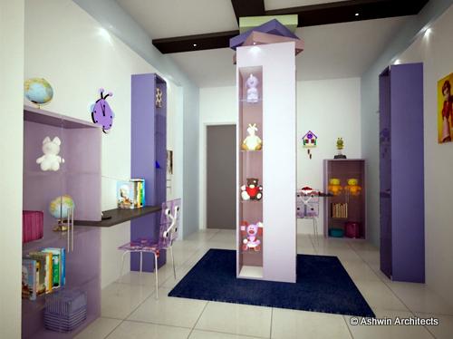Apartment Interior Design - Madhu' Home In Bangalore