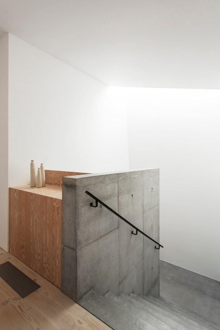 1402940427410Luker House contemporary modern London residential home Jamie Fobert Architects 6