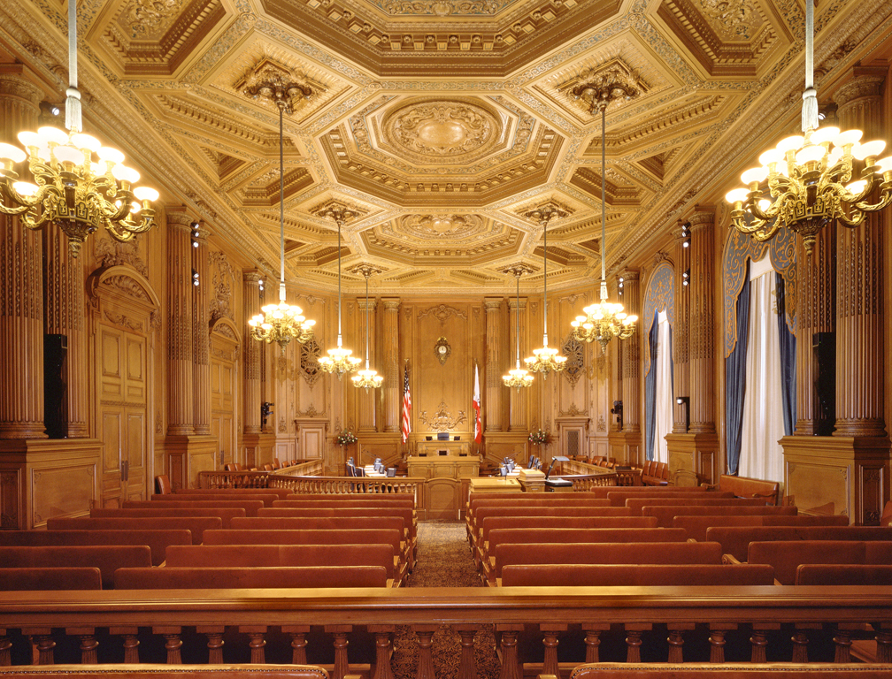 San Francisco City Hall Renovation - Architizer